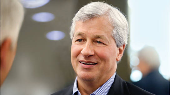 JPMorgan Chase's Jamie Dimon's biggest complaint about America, partisan politics