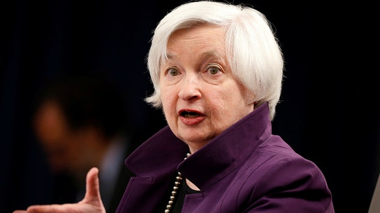 JANET YELLEN TO WALL STREET: A RECESSION ISN'T LIKELY
