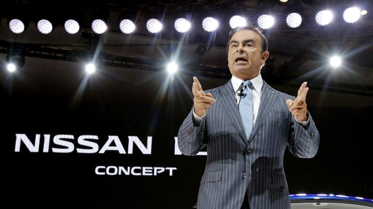 Ex-Nissan Chairman Ghosn wanted to oust CEO: Report