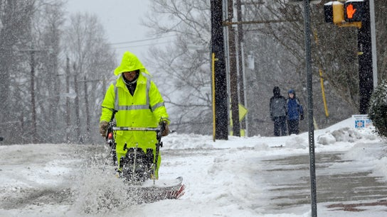 Winter storm warning: 4th Nor'easter in a month takes aim