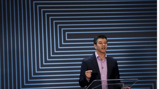 Uber founder Travis Kalanick has a new gig in real estate