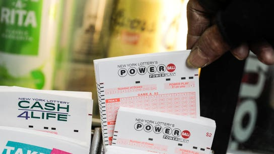 Powerball jackpot climbs to $455 million for Saturday drawing