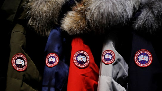 Canada Goose soars to a record as coat maker turns a profit