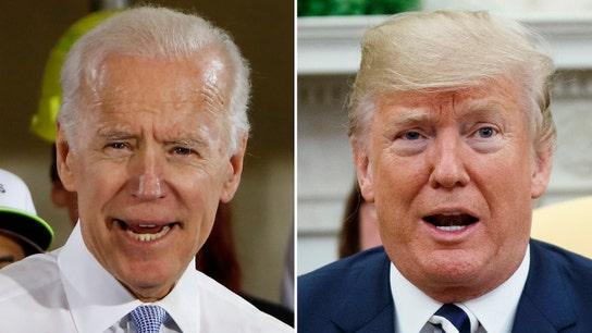 Trump vs. Biden? President a slight boxing favorite, oddsmaker says