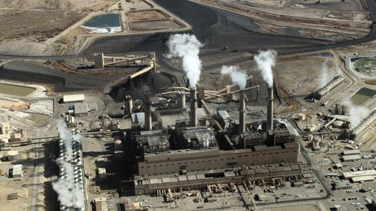 Utility investigates coal silo failure at New Mexico plant