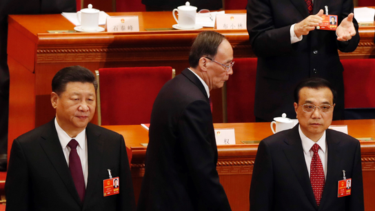 China's premier promises 'wider opening' of economy