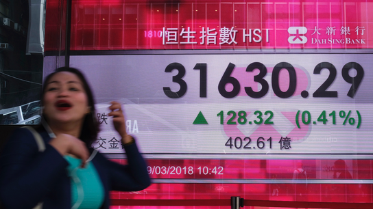 Trade war fears stalk global markets ahead of G20 meeting