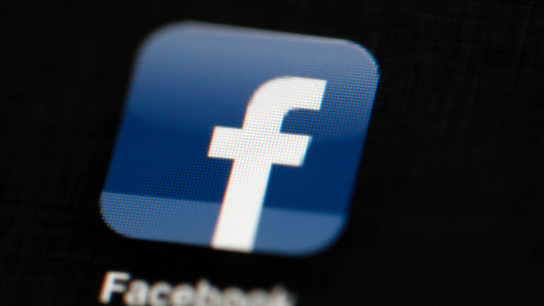 The Latest: Firm employed by Trump campaign tapped Facebook