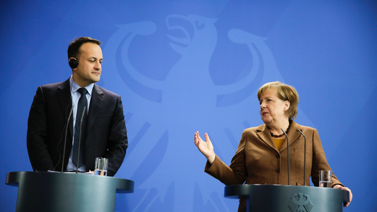 Merkel: Ireland can rely on Germany in Brexit talks