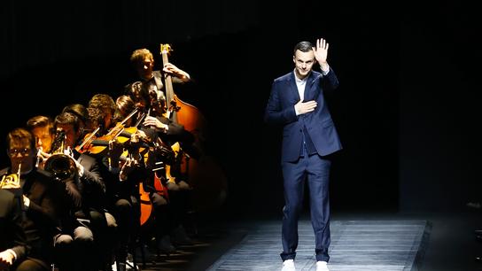 Dior men's designer Kris Van Assche departs after 11 years