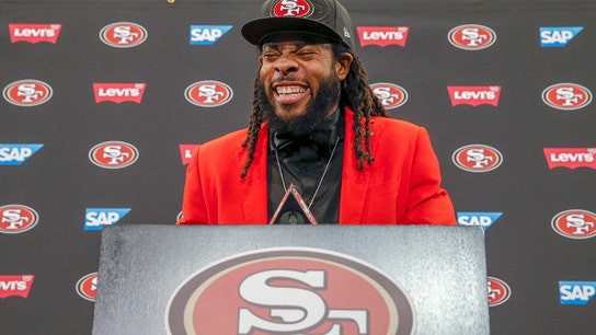 NFL's Richard Sherman acts as own agent to sign with 49ers, hopes other players follow suit