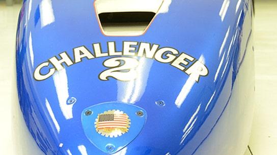 Drag racer's son inherits 400 mph challenge: Strange Inheritance