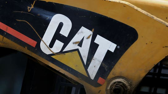 Caterpillar earnings may spotlight China