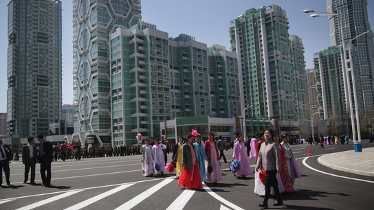 North Korea has a new budget and it's full of fiscal hijinks