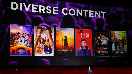 MPAA head says theaters will survive rise of streaming sites