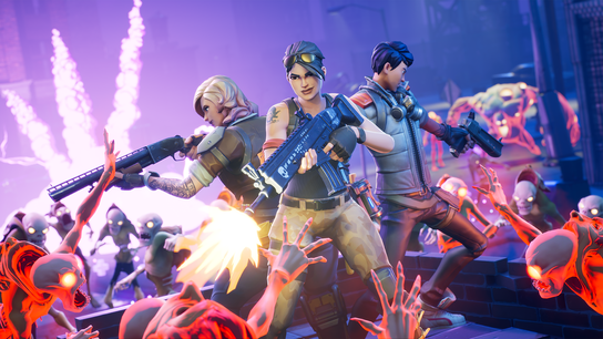 'Fortnite' cheered by 'Grand Theft Auto' maker, Take-Two Interactive CEO