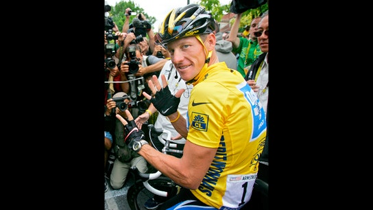 Lance Armstrong: A timeline of his cycling career