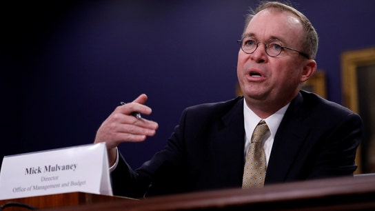 As Wells Fargo fined $1B, Mulvaney says 'I have too much authority'
