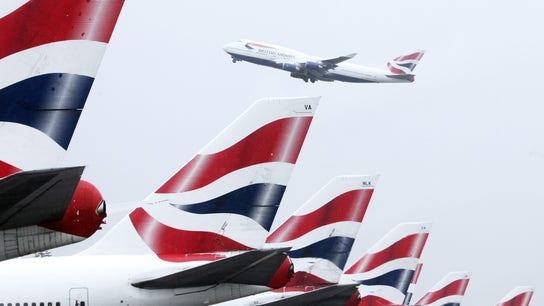 British Airways faces $228M fine over data theft