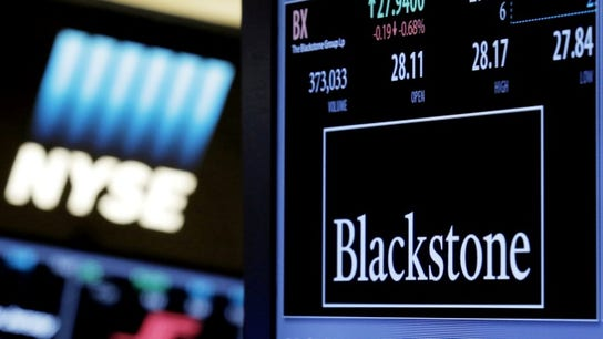 Blackstone 3Q profit beats estimates amid market rise