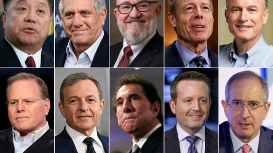 Broadcom's Tan, CBS's Moonves among highest-paid CEOs