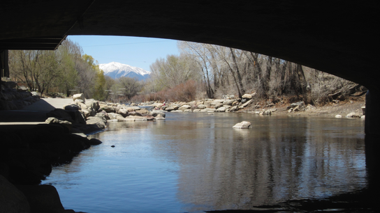 Whitewater river in Colorado a bright spot amid grim drought