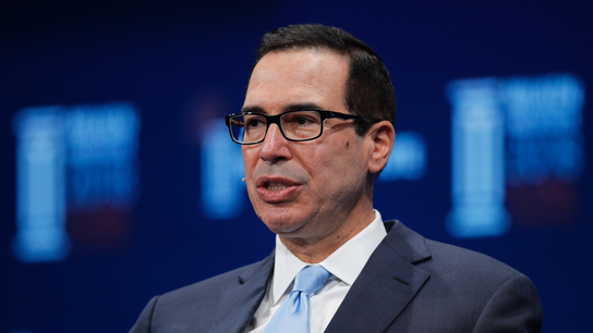 Mnuchin says US and China putting trade war on hold
