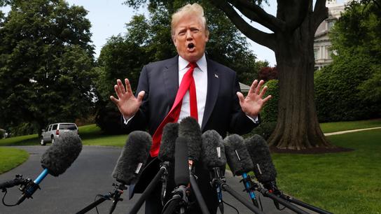 Trump launches probe into auto imports, possible tariffs
