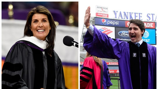 Vote, take risks, be fearless: Celebs offer advice to grads