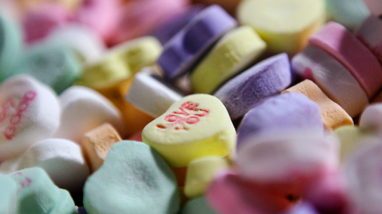 Maker of candy hearts and Necco Wafers sold at auction