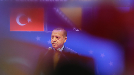 Turkish currency hits record low amid Erdogan concerns