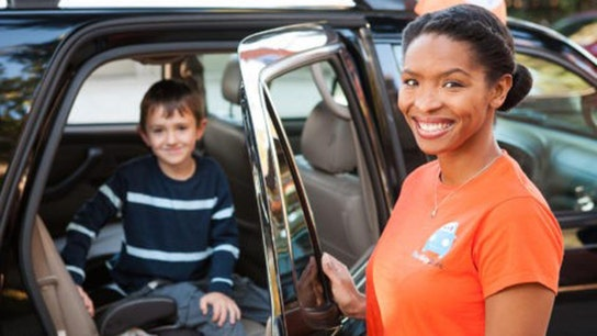 Uber for kids? New ride-sharing service looks to after-school market