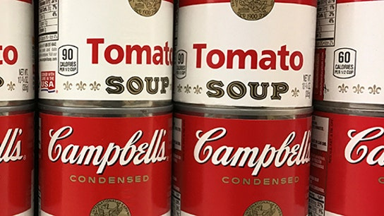Campbell Soup: Steel tariffs will weigh on company's bottom line