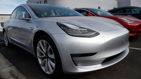 Stolen Tesla? Why there's a good chance you'll get it back