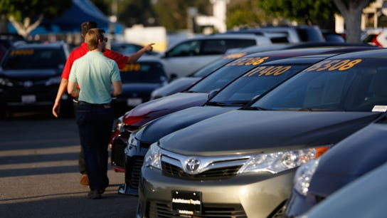 7M Americans behind on auto loan payments