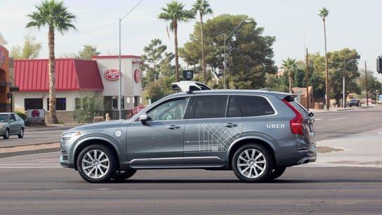 Uber to stop Arizona testing of autonomous cars