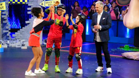 "YouTube meets green slime on ""Double Dare"" reboot"
