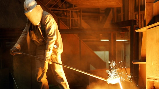 Nucor to build $1.35B steel plant in Midwest