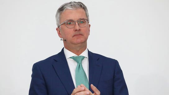 Audi CEO agrees to cooperate in diesel scandal