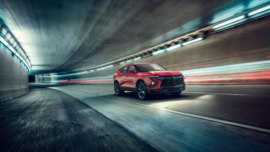 GM to make Chevy Blazer SUV in Mexico
