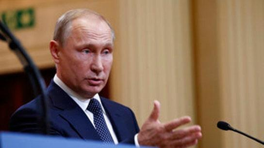 Trish: We let Putin succeed in creating division