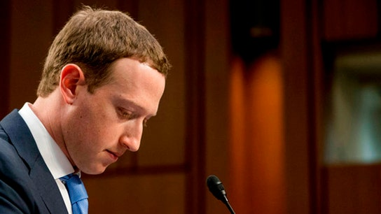 Facebook CEO Mark Zuckerberg having a 'high noon' moment: Varney