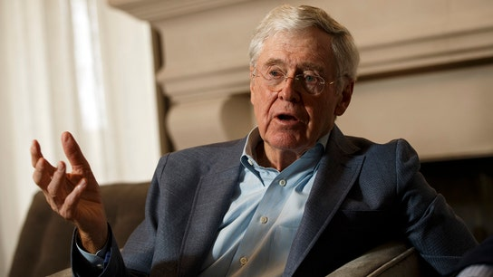 Ahead of 2020, Koch brothers consider backing some Democrats