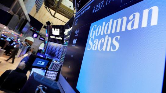 Goldman Sachs' 2Q profit up 44 pct; CEO Blankfein to retire