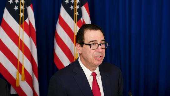 Treasury Secretary: Trump not threatening Fed's independence