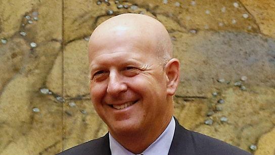Goldman's Blankfein to retire as CEO, Solomon to take over