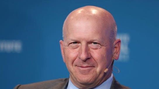 Goldman to name David Solomon as CEO early this week: report