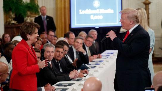 Lockheed Martin CEO pledges over $100M in workforce training