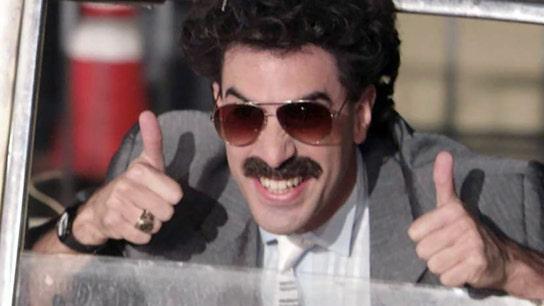 Gun store owner busts comedian Sacha Baron Cohen in failed prank
