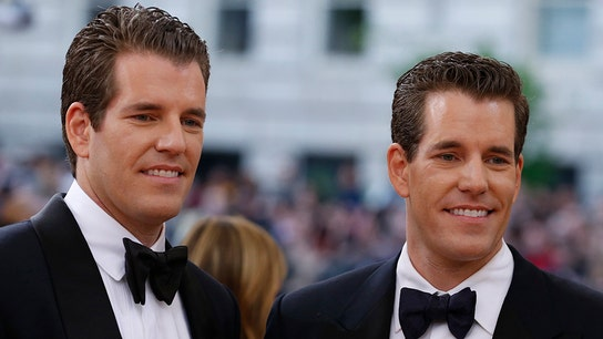 Bitcoin slides after SEC rejects Winklevoss twins' ETF